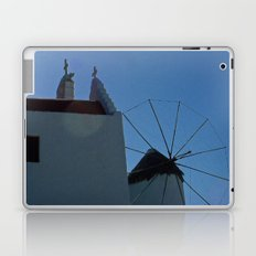 Meet Me At The Windmill Laptop & iPad Skin