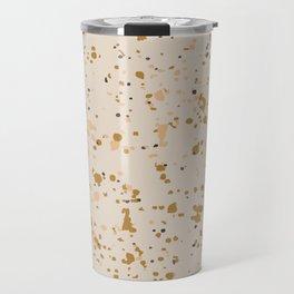 sand speckles Travel Mug