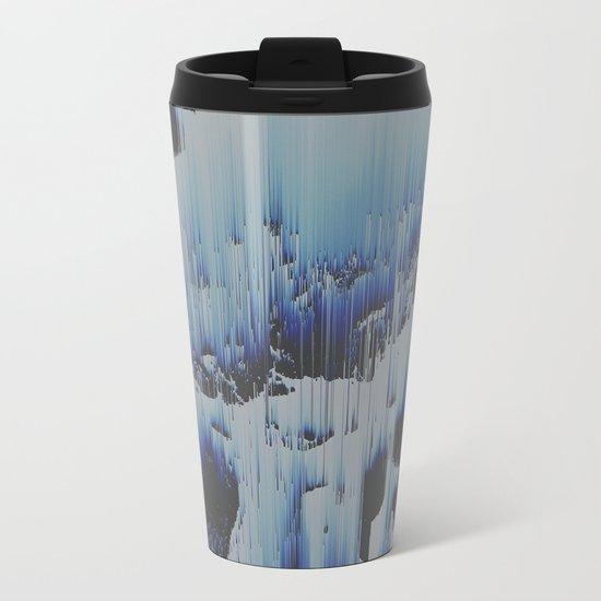 On Ice Metal Travel Mug