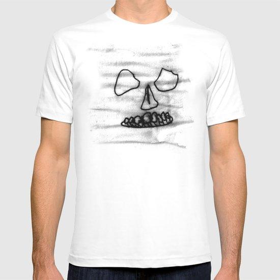 WATER SKULL T-shirt