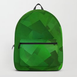 Cubed grass ... Backpack