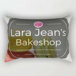 Lara Jean's Bakeshop Rectangular Pillow