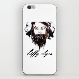 Biffy Clyro iPhone Skin