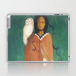 Wise Woman Laptop & iPad Skin