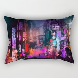 Unleashed Rectangular Pillow