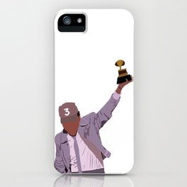 Chance the Rapper - Grammy iPhone Case