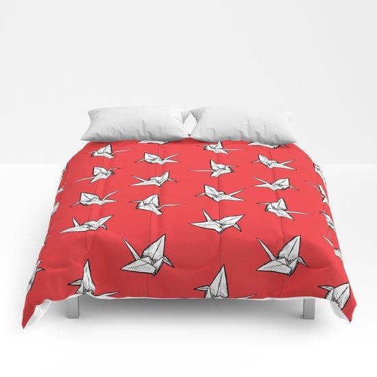 Tsuru Comforters