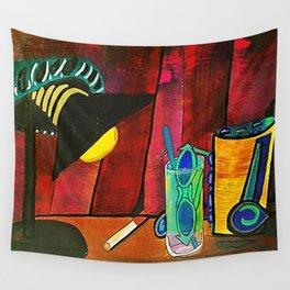 BODEGÓN CON GORRA Wall Tapestry