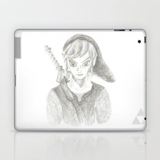The Hero of Time Laptop & iPad Skin