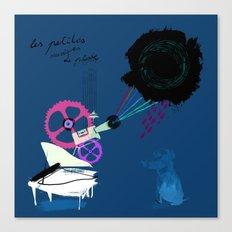 Chapi Chapo - Les Petites Musiques de Pluie  Canvas Print