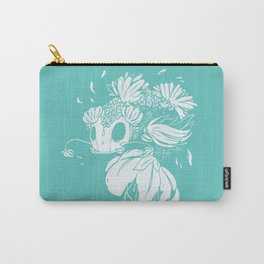 Flora Fauna Carry-All Pouch