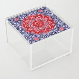 Maltesse Mandala Bandana Acrylic Box