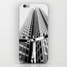 Embarcadero / San Francisco iPhone Skin