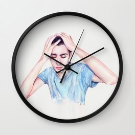Conscience Wall Clock