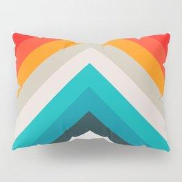 Dynamic bands VII Pillow Sham