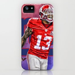 Odell NYG iPhone Case