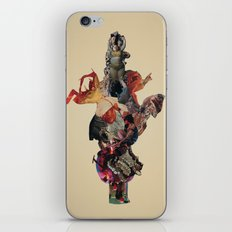 Totem (for the soul of America) iPhone & iPod Skin