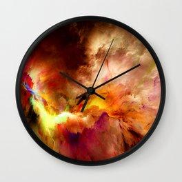 LOVLY XXX Wall Clock