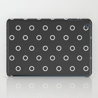 circles iPad Cases featuring Circles by Nobu Design