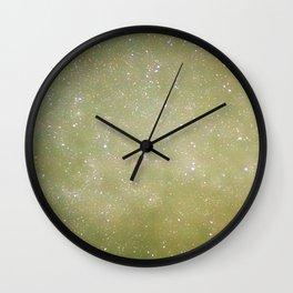 Nebular Wall Clock