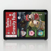 gravity falls iPad Cases featuring Tales from Gravity Falls by Jelly Soup Studios