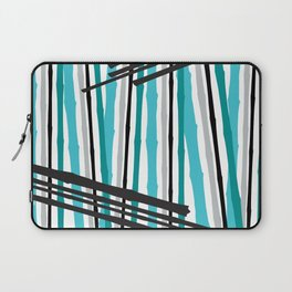Jib Street Abstract Bamboo Laptop Sleeve