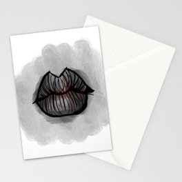 Just a Kiss or a Nibble Stationery Cards