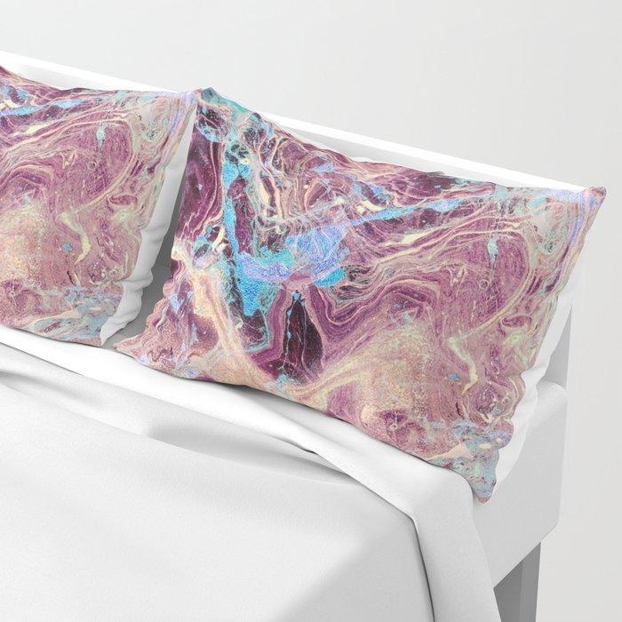 Cosmo Nightmare Glitch Pillow Sham