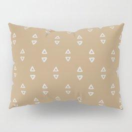 tiny triangles Pillow Sham