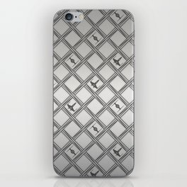 X Wing TIE Fighter Pattern iPhone Skin