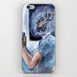 Mourning Window iPhone Skin
