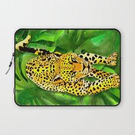 panther jungle Laptop Sleeve