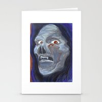 skeletor Stationery Cards featuring Skeletor the Acrylic Ghoul by Dukesman