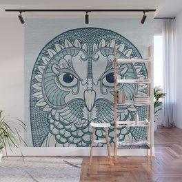Owlustrations 1 Wall Mural