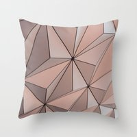 globe Throw Pillows featuring Globe by Alexis Bishop