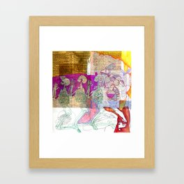 Page 12 Framed Art Print