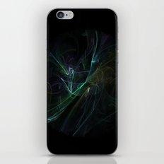 Math As Art - Lite Sphere iPhone Skin