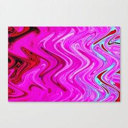 DREAMS OF ROSES Canvas Print