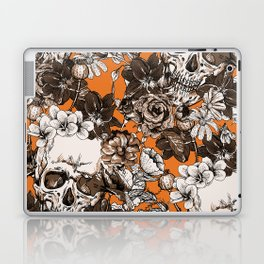 SKULLS 2 HALLOWEEN Laptop & iPad Skin