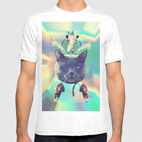 galactic Cats Saga 3 T-shirt