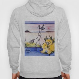 `GLOOSCAP'  From the Mic Macs, Canada Lege     by Kay Lipton Hoody
