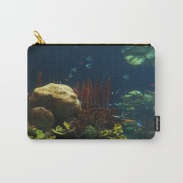 In  the Aquarium Carry-All Pouch