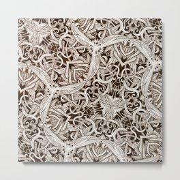Tessellations Metal Print