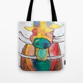 Nifty Warthog Tote Bag