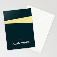 Remedy's Alan Wake Stationery Cards