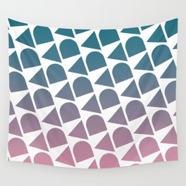 Geometric SUMMER DAD Wall Tapestry