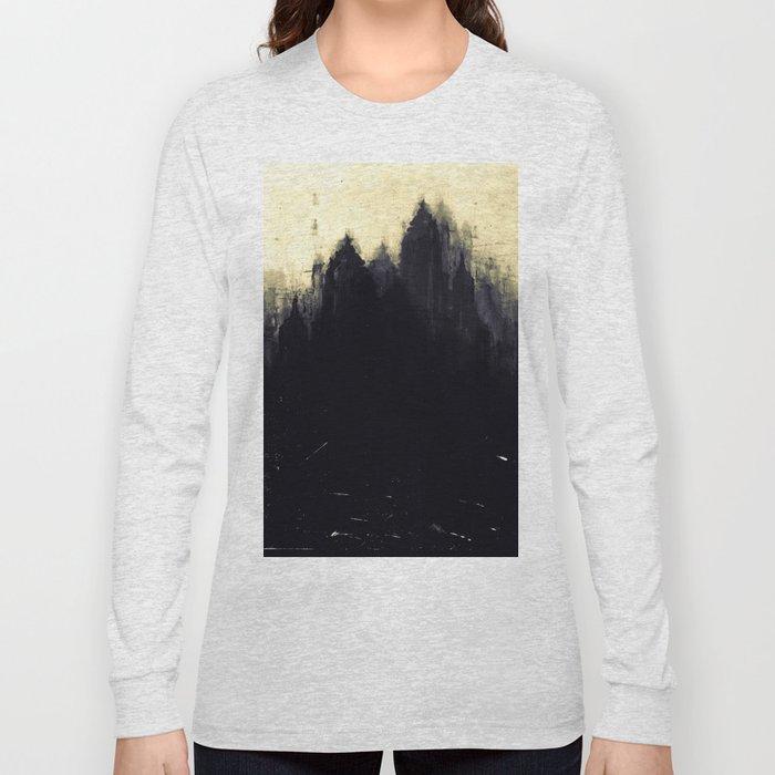 Edinburgh studies Long Sleeve T-shirt