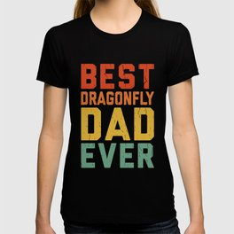 Fantastic Dragonfly Tee Retro Edition T-shirt