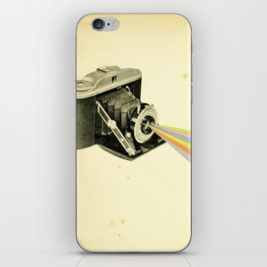 It's a Colourful World iPhone & iPod Skin