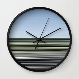 Vitesse immobile 02 Wall Clock
